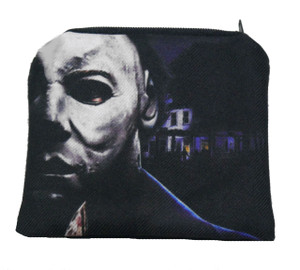 Halloween Movie - Mike Meyers Close Up Coin Purse