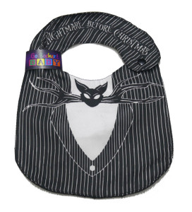 Nightmare Before Christmas - Jack Skellington  Baby Bib