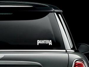 """Pantera - Logo 5x2"""" Vinyl Cut Sticker"""