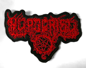 "Hypocrisy - Crest 3x4.5 "" Embroidered Patch"