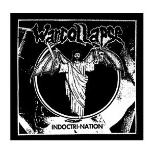 "Warcollapse Indoctrination 6x6"" Printed Patch"