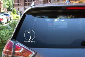 """Bauhaus - Face 4x5"""" Vinyl Cut Sticker"""