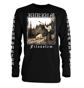 Burzum - Filosofem Long Sleeve T-Shirt