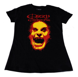 Ozzy Osbourne Girls T-Shirt LAST IN STOCK