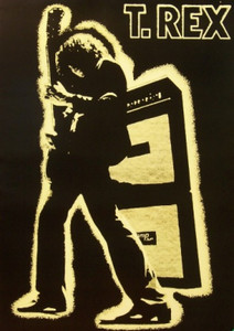 """T-Rex - Electric Warrior 24x36"""" Poster"""
