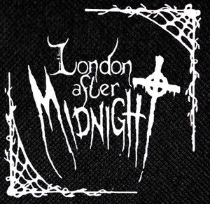 "London After Midnight 4x4"" Printed Patch"
