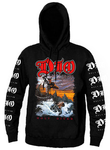 Dio - Holy Diver Hooded Sweatshirt