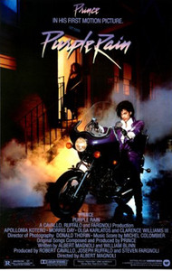 "Purple Rain Movie 24x36"" Poster"
