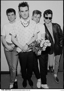 """The Smiths - Electric Ballroom 1983 24x36"""" Poster"""