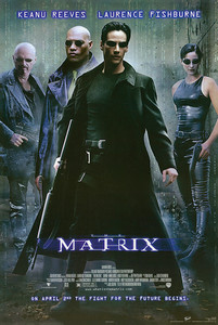 "The Matrix Movie 24x36"" Poster"