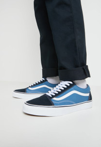 Vans - Old Skool Navy with Black Suede