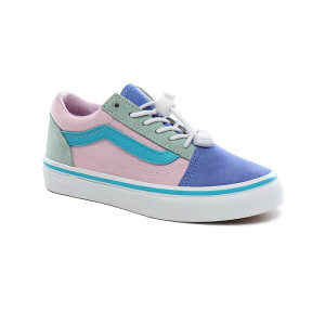 Vans - Old Skool Pink Toggle Lace