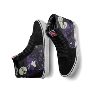 Vans - Old Skool Nightmare Before Christmas Hi-Tops
