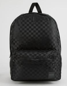 Vans Deana III Black Checker Backpack
