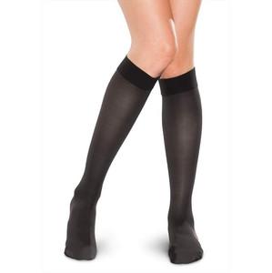 Opaque Knee High Stockings