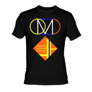 OMD Orchestral Manoeuvres in the Dark T-Shirt