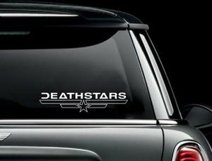 "Deathstars - Logo 7x1.5"" Vinyl Cut Sticker"