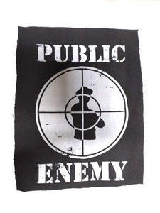 Public Enemy Target Test Backpatch