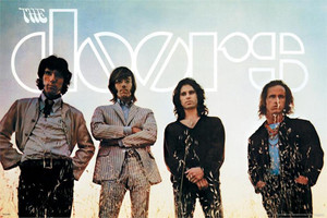 """The Doors - Waiting for the Sun 24x36"""" Poster"""