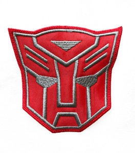 "Transformers - Autobots 3x3"" Embroidered Patch"