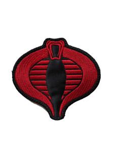 "GI Joe - Cobra 3x2"" Embroidered Patch"