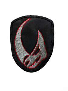 "Star Wars - Mudhorn 3x4"" Embroidered Patch"