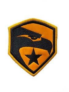 """GI Joe - Eagle Shield 3x4"""" Embroidered Patch"""