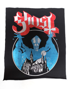 Ghost Opus Eponymous Test Backpatch