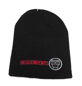 Descendents - Embroidered Knit Beanie