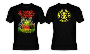 Municipal Waste - Toxic Waste T-Shirt