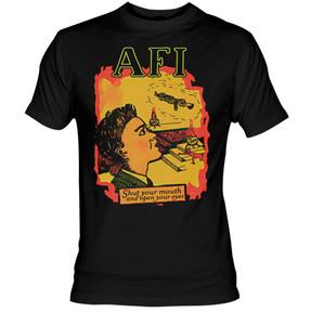 A.F.I. - Shut Your Mouth T-Shirt