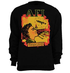 A.F.I. - Shut Your Mouth Crewneck Sweatshirt