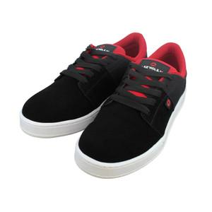 Airwalk - Rocco White Sole Suede Tennis Shoes