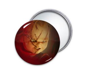 Chucky - Round Pocket Mirror