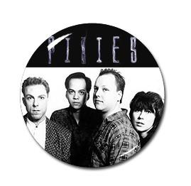 """Pixies - Band 1"""" Pin"""