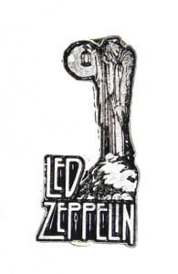 "Led Zeppelin - Icarus  2"" Metal Badge"
