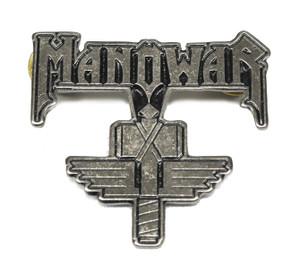 "Manowar - Hammer 2"" Metal Badge"