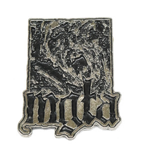 "MGLA - Face 2"" Metal Badge"