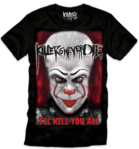 Pennywise - Kill You All T-Shirt