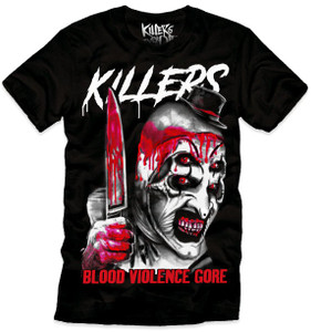 Blood, Violence and Gore T-Shirt