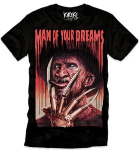 Freddy Krueger - Man of Your Dreams T-Shirt