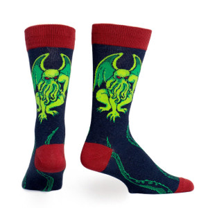 HP Lovecraft Cthulhu Unisex Socks