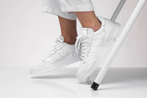 ADIDAS - Supercourt Cloud White Woman's Sneakers