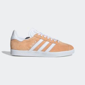 ADIDAS - Gazelle Orange Woman's Sneakers