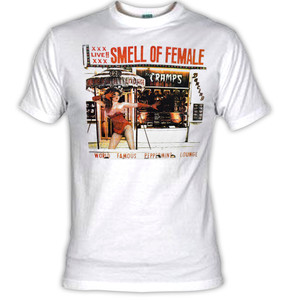 Cramps - Smell of Female T-Shirt