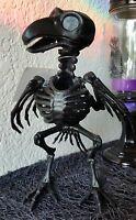 Black Raven Skeleton