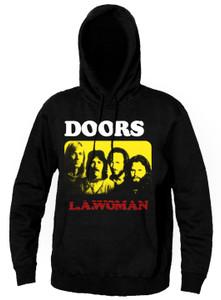 The Doors - LA Woman Hooded Sweatshirt