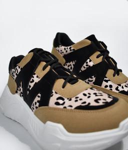 XANA - Leopard Animal Print Platform Shoes