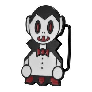 Dracula Vampire Monster Metal Belt Buckle