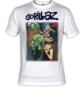 Gorillaz- The Lost Chord T-Shirt